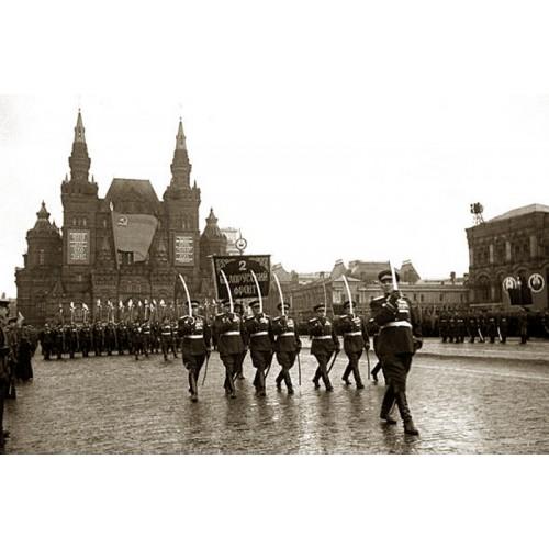 Форма одежды КА, ВМФ, управлений, служб и войск НКВД, НКГБ, НКПС 1943-1945гг