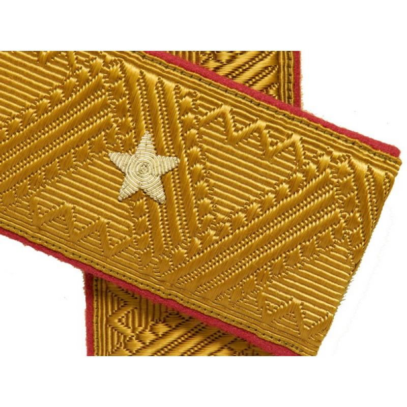 Подарок погоны генерала